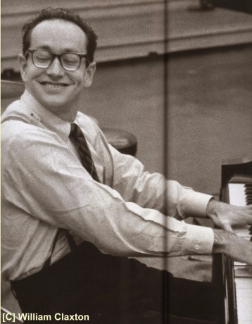 Paul Desmond - seated at piano claxton