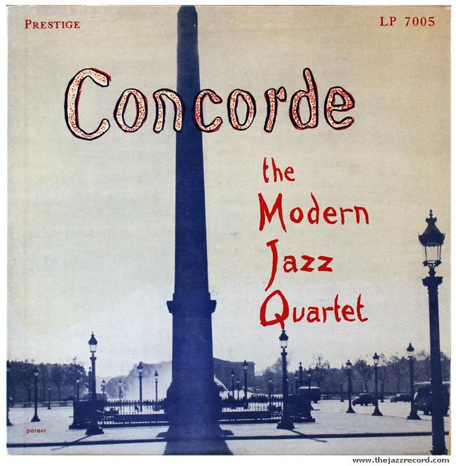 Image result for concorde modern jazz quartet